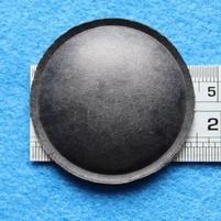 Stofkap van papier, doorsnede 44 mm