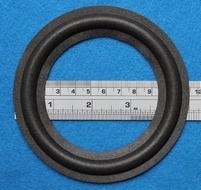 Foamrand (4 inch) voor Philips AD5060W8 middentoner