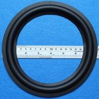 Rubber surround for Magnat CD25 woofer