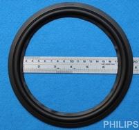 Rubber rand voor Philips F9217 woofer