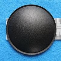 Stofkap van linnen (niet luchtdoorlatend), doorsnede 60 mm