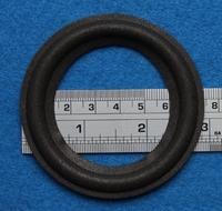 Foamrand van 3 inch, voor een conusmaat van 5,5 cm (F3Ct2)