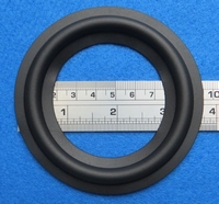Rubber ring, 4 inch, for a unit with a cone size of 6,9 cm