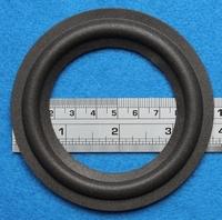 Foamrand van 4 inch, voor een conusmaat van 6,9 cm (F4Ct10)