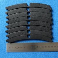 Sierrand voor 15 inch woofer, ring uit 8 segmenten