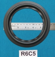 Rubber ring, measures 6 inch, for a 12,1 cm cone