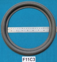 Foamrand van 11 inch, voor een conusmaat van 21 cm (F11C3)