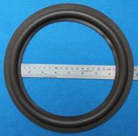Schaumstoff Sicke für Pioneer HPM60 Tieftöner