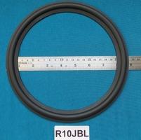 Rubber rand, 10 inch, voor een conusmaat van 19 cm (R10jbl)