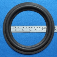 Foam ring (8 inch) for Pioneer HPM 40 / HPM-40 woofer