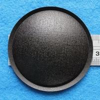 Stofkap van linnen (niet luchtdoorlatend), doorsnede 70 mm