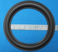 Foamrand voor Vifa M25 WQ-8 woofer (10 inch)