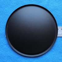 Staubschutz Kappe aus Papier, Diameter 130 Mm