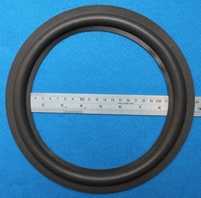 Foam ring (10 inch) for Philips AD10650/W4 woofer
