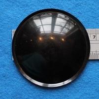 Plastic dust-cap, 65 mm