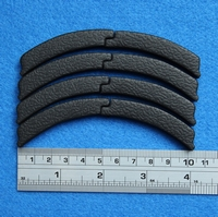 Gasket for 6 inch woofer, 8 pieces make one gasket