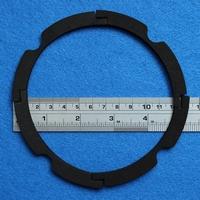 Sierrand voor 5 inch woofer, ring uit 4 stukjes