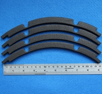 Gasket for 12 inch woofer, 4 pieces make one gasket