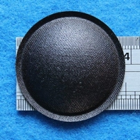 Dust cap, made of fabric, 38 mm