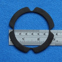 Gasket for 3 inch woofer, 1 piece