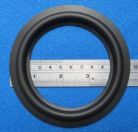 Rubber ring, 4,5 inch, for a unit with a cone size of 8,8 cm