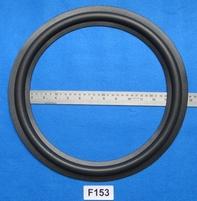 Foamrand van 15 inch, voor een conusmaat van 30,6 cm (F153)