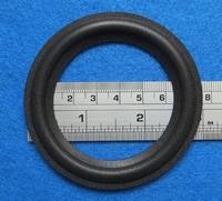 Foamrand van 3 inch, voor een conusmaat van 5,8 cm (F3Ct3)