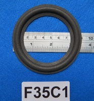 Foam ring, 3,5 inch, for a unit with a cone size of 6,7 cm