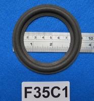 Foamrand van 3,5 inch, voor een conusmaat van 6,7 cm (F35C1)