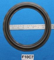 Foamrand van 10 inch, voor een conusmaat van 19,6 cm (F10C7)