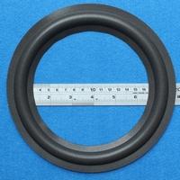 Foamrand van 8 inch, voor een conusmaat van 15 cm (F83C)