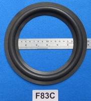 Foam ring, 8 inch, for a unit with a cone size of 15 cm