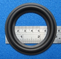 Rubber ring, 3 inch, for a unit with a cone size of 5,6 cm