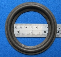 Foam ring, 4 inch, for a unit with a cone size of 7,5 cm