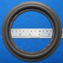 Schaumstoff Sicke - für KEF K120 (6,5 Zoll)