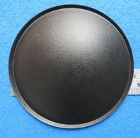 Staubschutz Kappe aus Papier, Diameter 120 Mm
