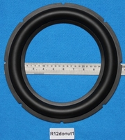 Rubber ring, measures 11 inch, for a 21 cm cone