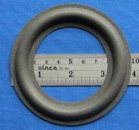 Schaumstoff Sicke (4 Zoll) für Altec Lansing 5100 Subwoofer