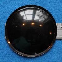 Plastic dust-cap, 80 mm