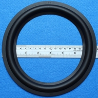 Rubber surround (8 inch) for Infinity Overture 1 woofer
