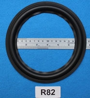 Rubber ring, measures 8 inch, for a 14,8 cm cone
