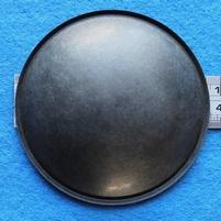 Staubschutz Kappe aus Papier, Diameter 93 Mm