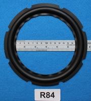Rubber rand van 8 inch, voor een conusmaat van 15 cm (R84)