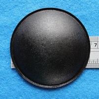Stofkap van linnen (niet luchtdoorlatend), doorsnede 65 mm