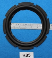 Rubber ring, measures 8 inch, for a 15,2 cm cone