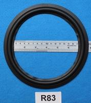 Rubber rand van 8 inch, voor een conusmaat van 16 cm (R83)