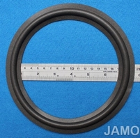 Foam surround (8 inch) for Jamo D165 woofer