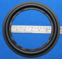 Rubber ring (8 inch) for Audio System HX08SQPN01-61 woofer