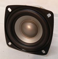 Infinity Alpha 5 center woofer