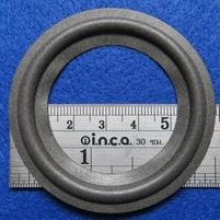 Foamrand (2,5 inch) voor Infinity SAT450 woofer